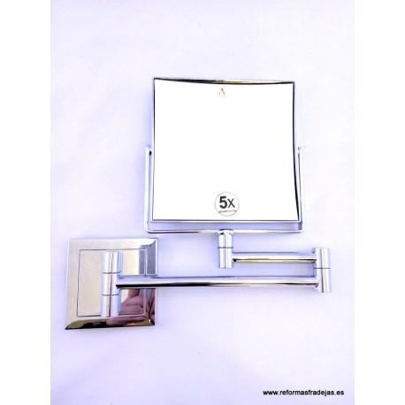 Espejo de aumento de pared