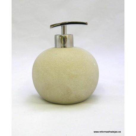 dosificador piedra gris
