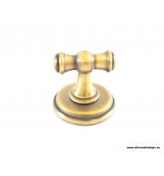 Anilla Aro toallero bronce