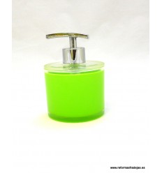 Dosificador verde pistacho